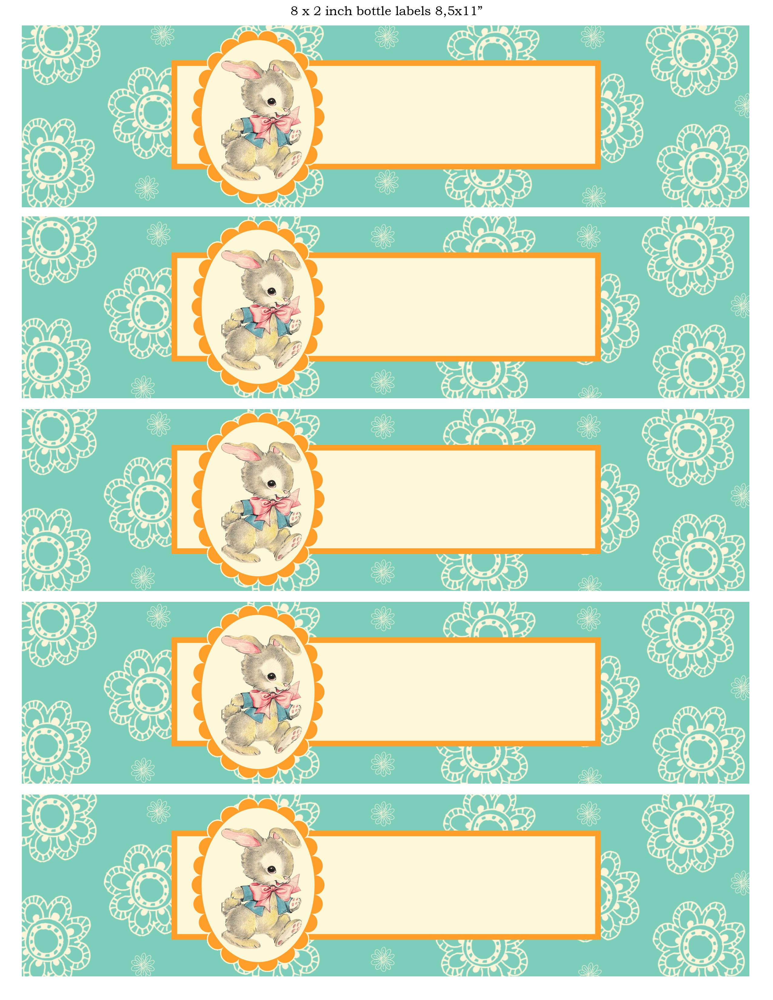 Free Printable Baby Shower Templates - Free Printable Baby Shower Label Templates