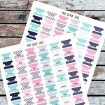 Free Printable Bible Tabs (82+ Images In Collection) Page 1   Free Printable Bible Tabs