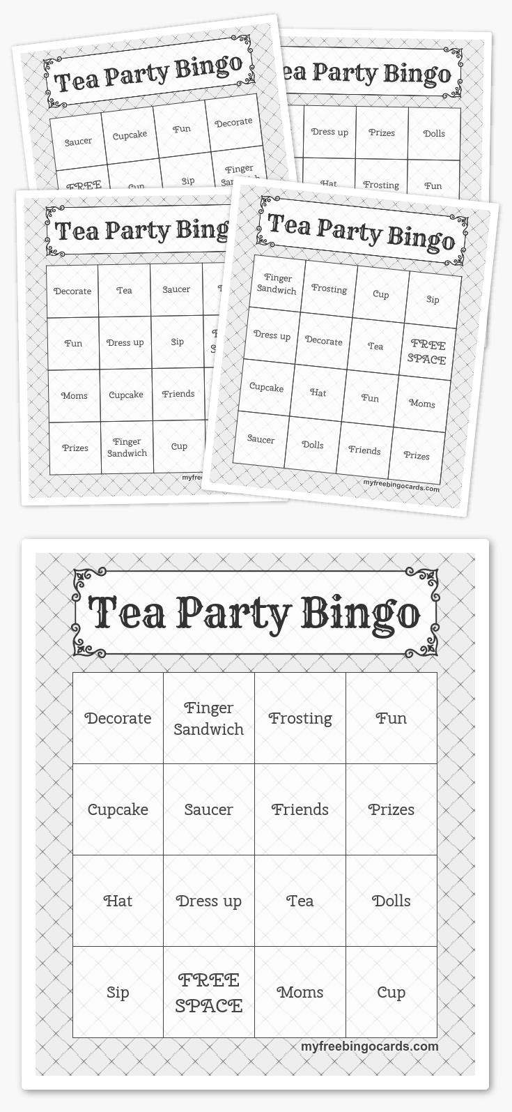 Free Printable Bingo Cards In 2019 | Printables | Harry Potter Games - Free Printable Bingo Games