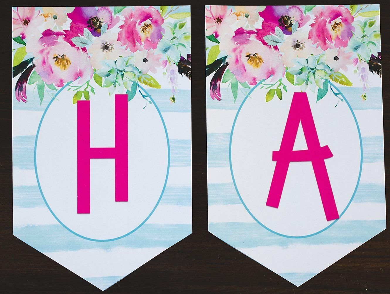 Free Printable Birthday Banner | Mom 70Th | Printable Birthday - Free Printable Birthday Banner
