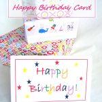 Free Printable Birthday Card   Free Printable Bday Cards