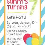 Free Printable Birthday Invitation Templates   Free Printable Invitations