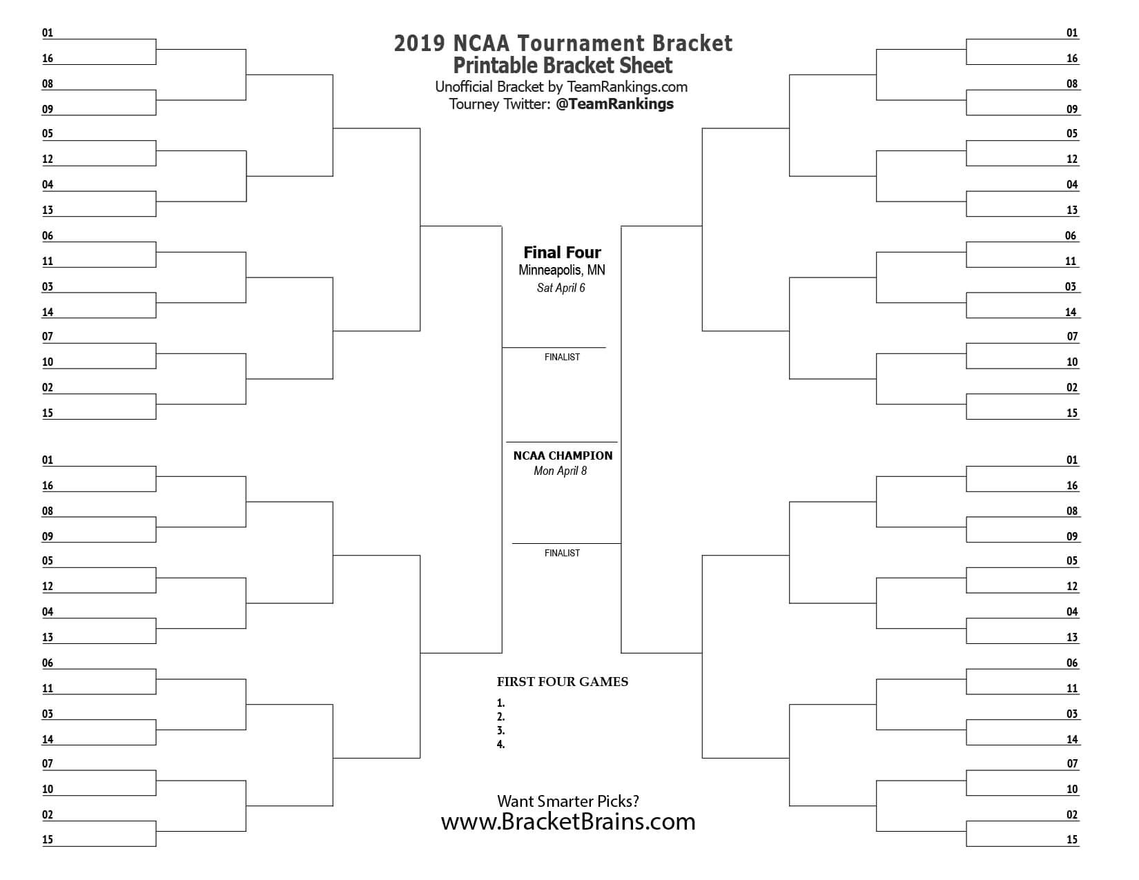 Free Printable Brackets (92+ Images In Collection) Page 2 - Free Printable Brackets
