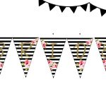 Free Printable Bridal Shower Banner – Bridal Shower Ideas – Themes – Free Bridal Shower Printable Decorations