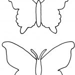 Free Printable Butterfly Cutouts, Download Free Clip Art, Free Clip   Free Printable Butterfly Cutouts