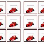 Free Printable Cars Themed Name Tags | Themed Name Tags   Free   Superhero Name Tags Free Printable