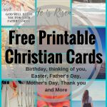 Free Printable Christian Cards For All Occasions   Free Printable Christian Cards Online