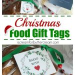 Free Printable Christmas Food Gift Tags | Christmas   Misc   Free Printable Christmas Food Labels
