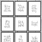 Free Printable Christmas Signs   The Top Pinned   Free Christmas   Free Printable Christmas Party Signs
