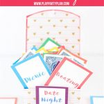Free Printable Date Night Cards & 150+ Date Night Ideas   Play Party   Free Printable Deck Of Cards