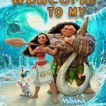 Free Printable Disney's Moana Birthday Party Decorations #moana   Free Printable Moana Banner