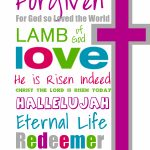 Free Printable Easter Bookmarks – Hd Easter Images   Free Printable Religious Easter Bookmarks