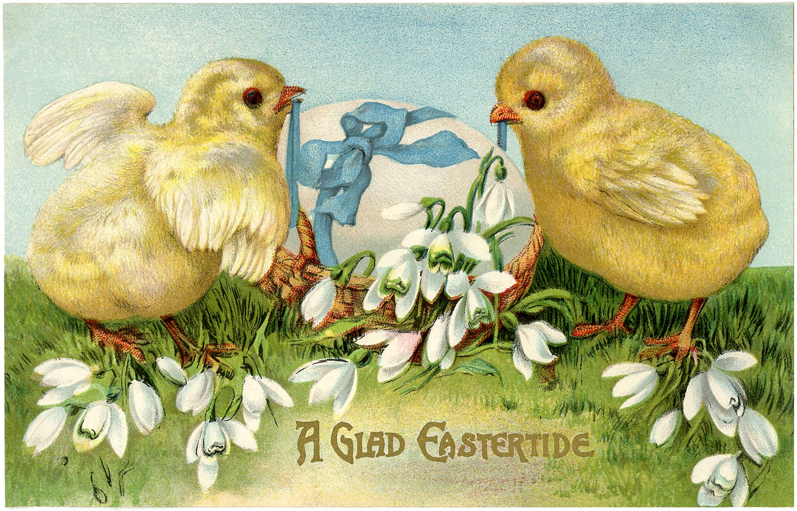 Free Printable Easter Greeting Cards - Azfreebies - Free Printable Easter Greeting Cards