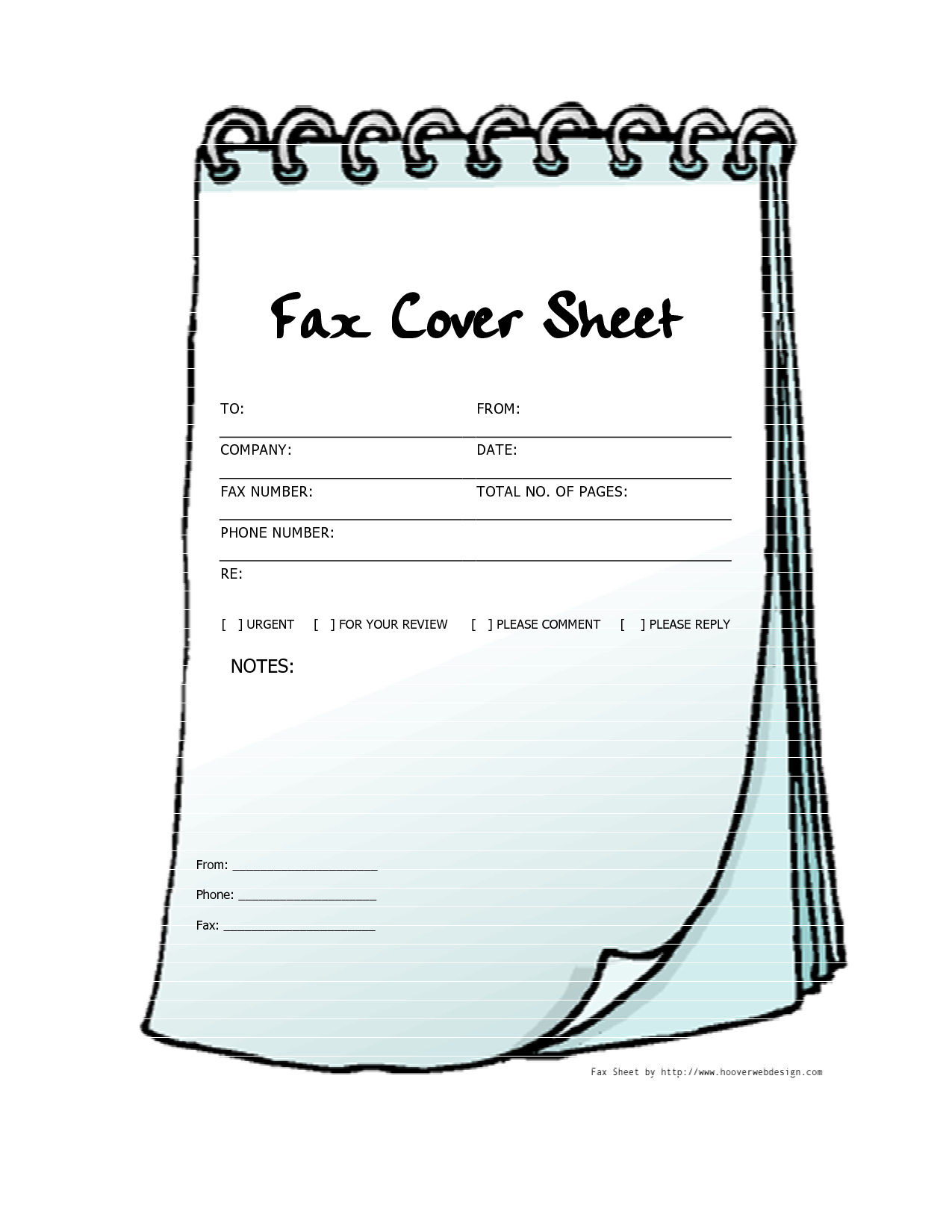 Free Printable Fax Cover Sheets | Free Printable Fax Cover Sheet - Free Printable Cover Letter For Fax