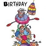 Free Printable Funny Birthday Greeting Card   Gifts To Make   Free   Free Printable Funny Birthday Cards For Coworkers