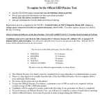 Free Printable Ged Math Practice Test   Printable And Coloring Page 2018   Free Printable Ged Practice Test With Answer Key 2017