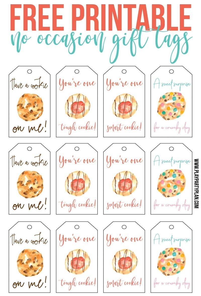 Free Printable Gift Tags With Fun Diy Gift Baskets! Great Handmade - Diy Gift Tags Free Printable