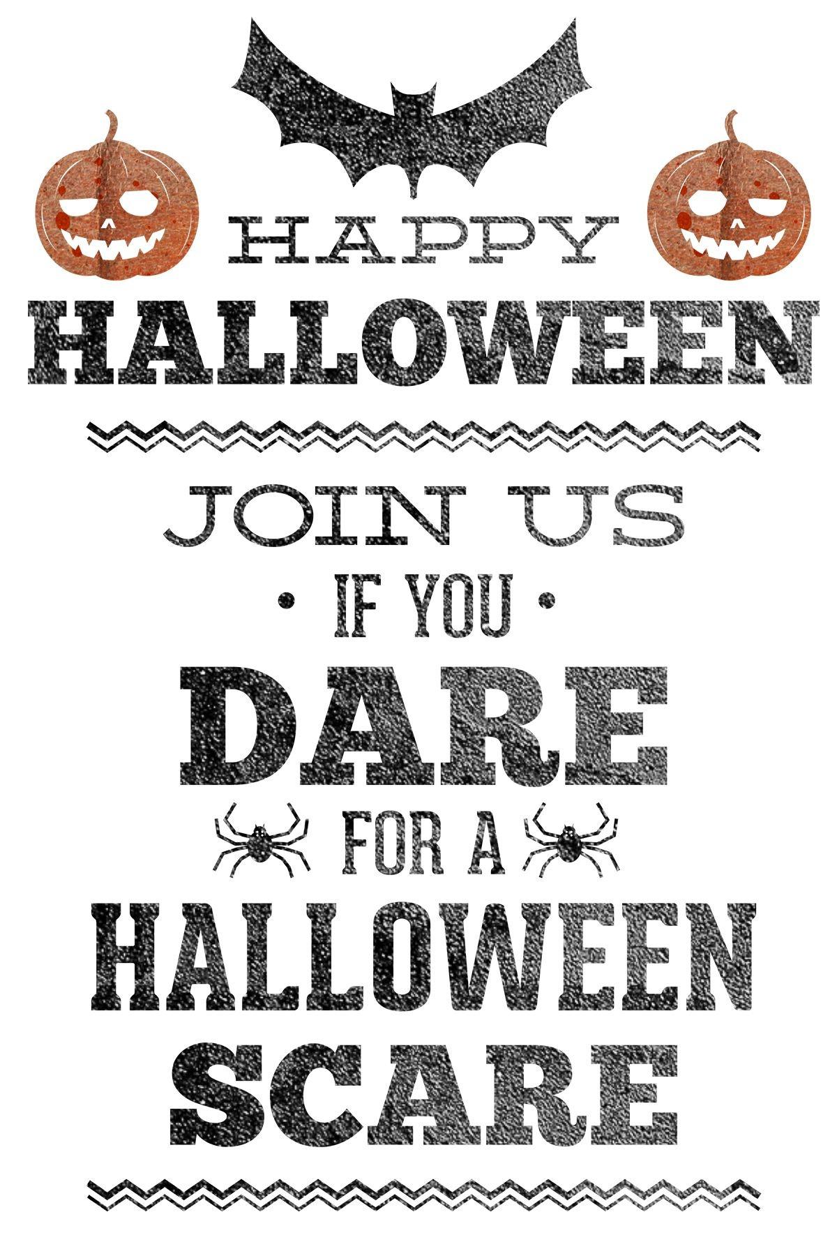 Free Printable Halloween Party Invitation | Halloween Printables 2 - Free Printable Halloween Invitations