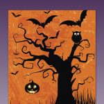 Free Printable Happy Halloween Card Or Party Invitation | Diy And   Free Printable Halloween Cards