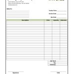 Free Printable Invoice Uk Blank Vat Template Receipt Format Word   Free Printable Blank Receipt Form