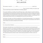 Free Printable Living Will Forms Illinois   Form : Resume Examples   Free Printable Living Will