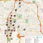 Free Printable Map Of Las Vegas Attractions. | Free Tourist Maps – Free Printable Las Vegas Coupons 2014