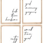 Free Printable Master Bedroom Signs   The Girl Creative   Free Printable Bedroom Door Signs