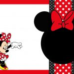 Free Printable Mickey Mouse Birthday Cards | Luxury Lifestyle   Free Printable Mickey Mouse Decorations