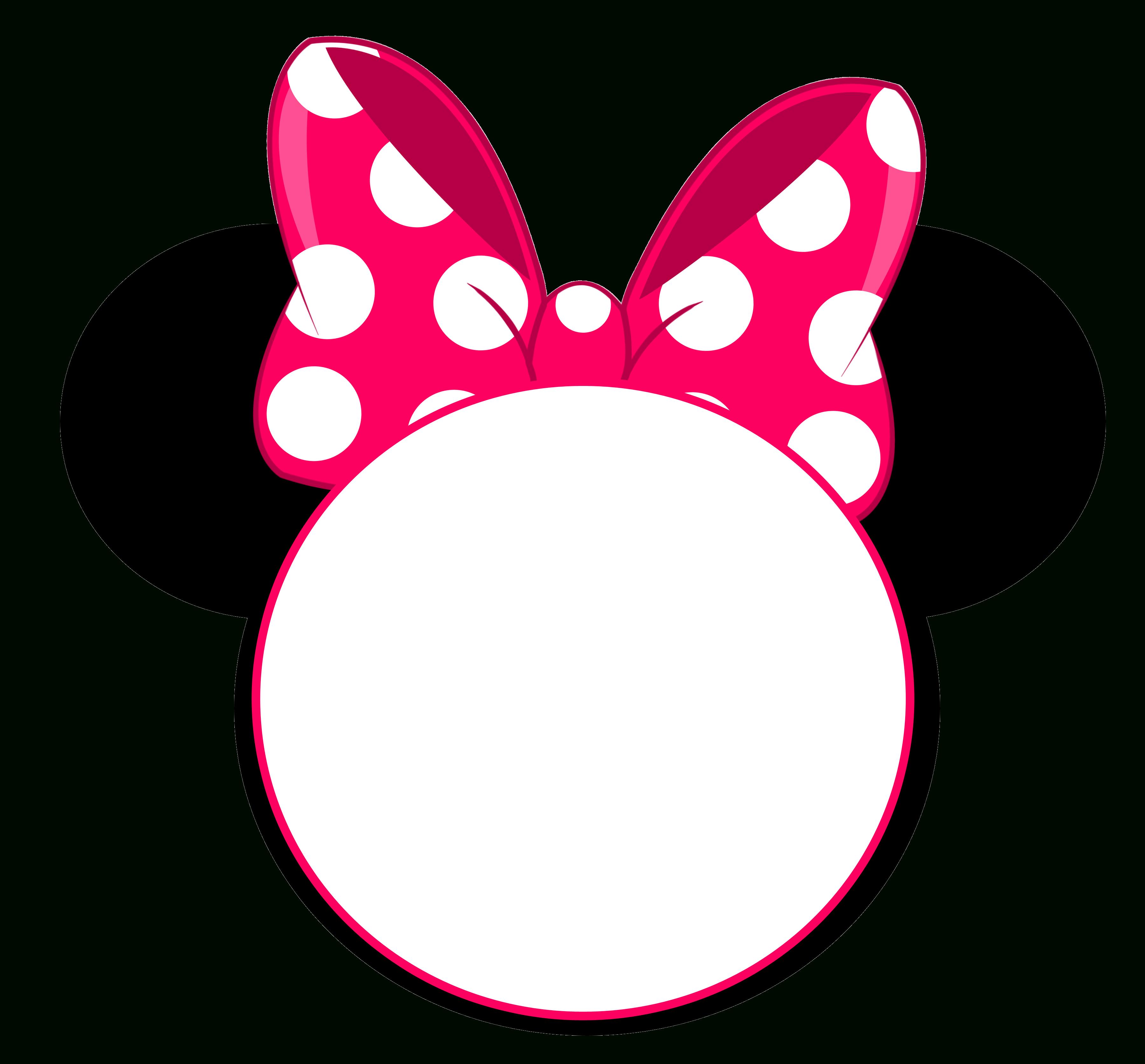 Free Printable Minnie Mouse Pinky Birthday Invitation | Minnie's - Free Minnie Mouse Printable Templates