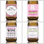 Free Printable Mother's Day Wine Labelsgifted Labels | Gift – Free Printable Wine Labels With Photo