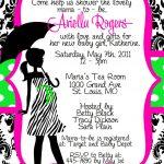 Free Printable Pink Zebra Baby Shower Invitations | P | Zebra Baby - Free Printable Zebra Baby Shower Invitations