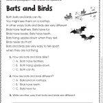 Free Printable Reading Comprehension Worksheets For Kindergarten   Free Printable Short Stories For 2Nd Graders