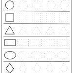 Free Printable Shapes Worksheets For Toddlers And Preschoolers – Free Printable Activities For Preschoolers