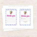 Free Printable Shopkins Thank You Card Halegrafx   Oukas   Free Printable Shopkins Thank You Cards