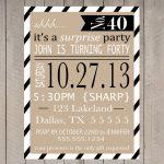 Free Printable Surprise Party Invitation Templates | Invitations In   Free Printable Surprise Party Invitation Templates
