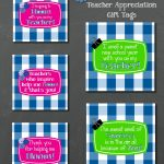 Free Printable Teacher Gift Tags And Gift Idea   Easy Peasy Pleasy   Free Printable Name Tags For Teachers