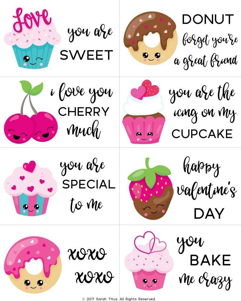 Free Printable Valentine Cards For Kids | Holidays & Parties | Free - Free Printable Valentines Day Cards Kids