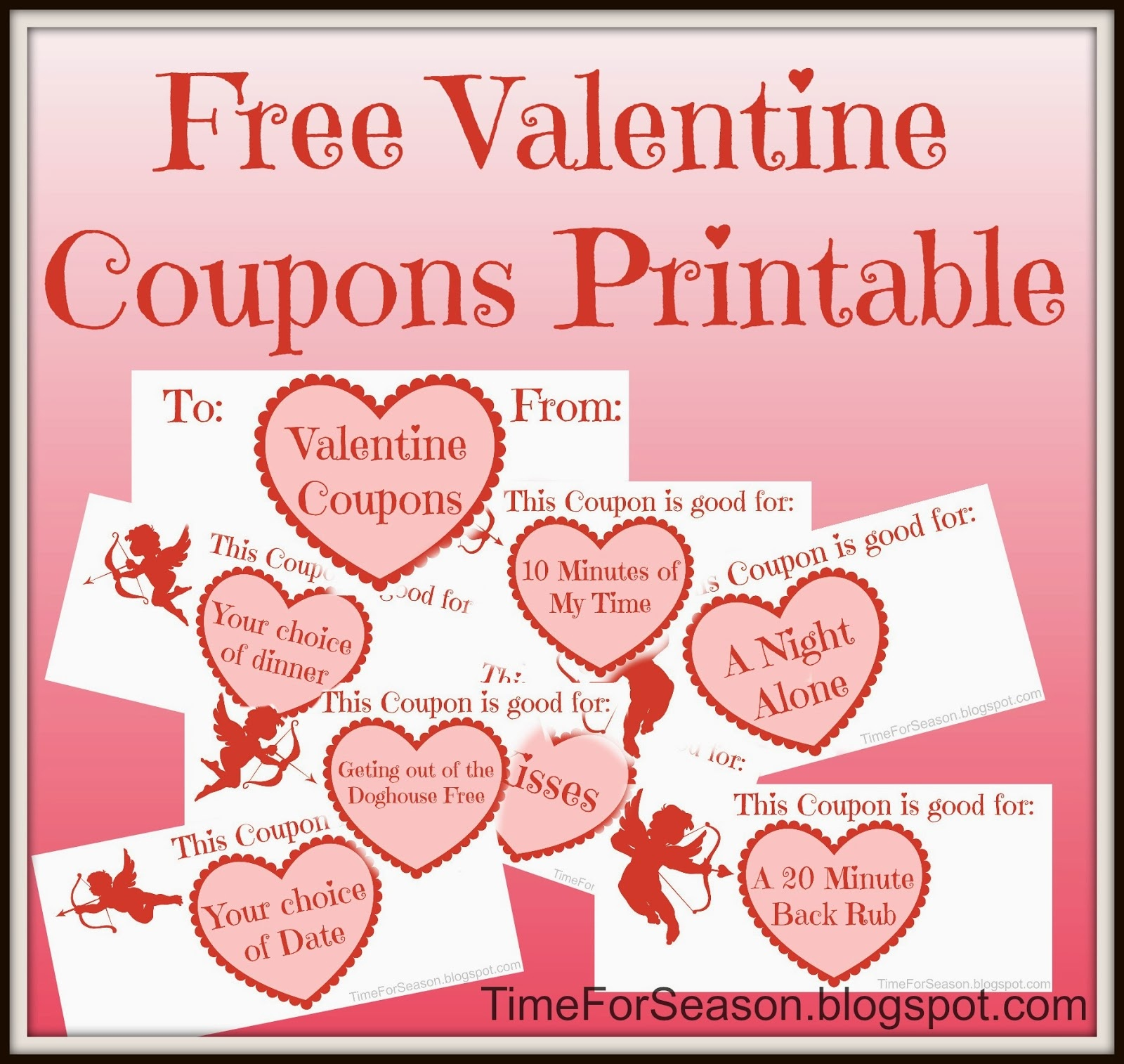 Free Printable Valentine Coupons Him : Online Coupons Clearly Contacts - Free Printable Coupons Without Downloads
