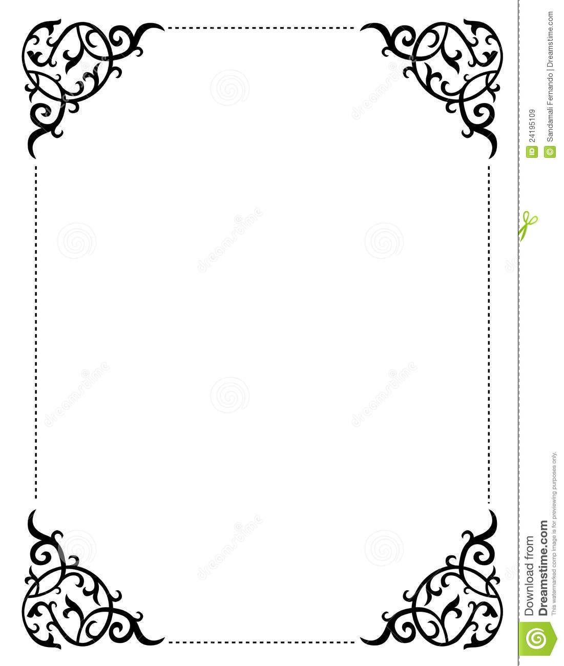 Free Printable Wedding Clip Art Borders And Backgrounds Invitation - Free Printable Wedding Clipart Borders