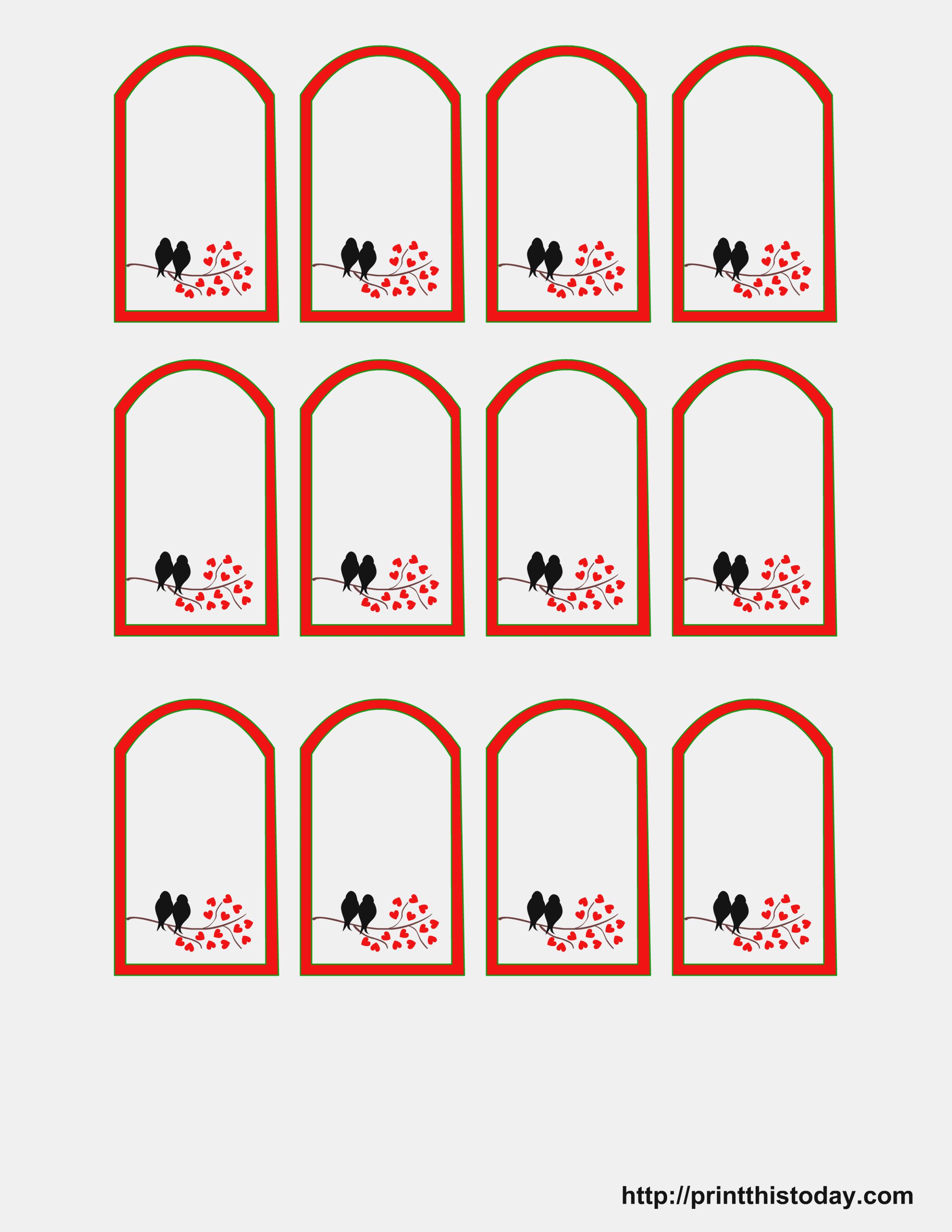 Free Printable Wedding Favor Tags 11 Thank You Tag Template - Free Printable Wedding Thank You Tags