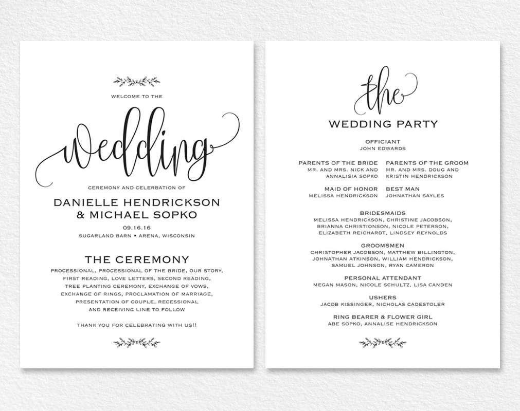 Free Printable Wedding Invitation Templates For Word Free Rustic - Free Printable Wedding Invitation Templates