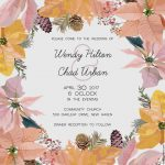 Free Printable Wedding Invitations | Popsugar Smart Living - Printable Invitations Free No Download