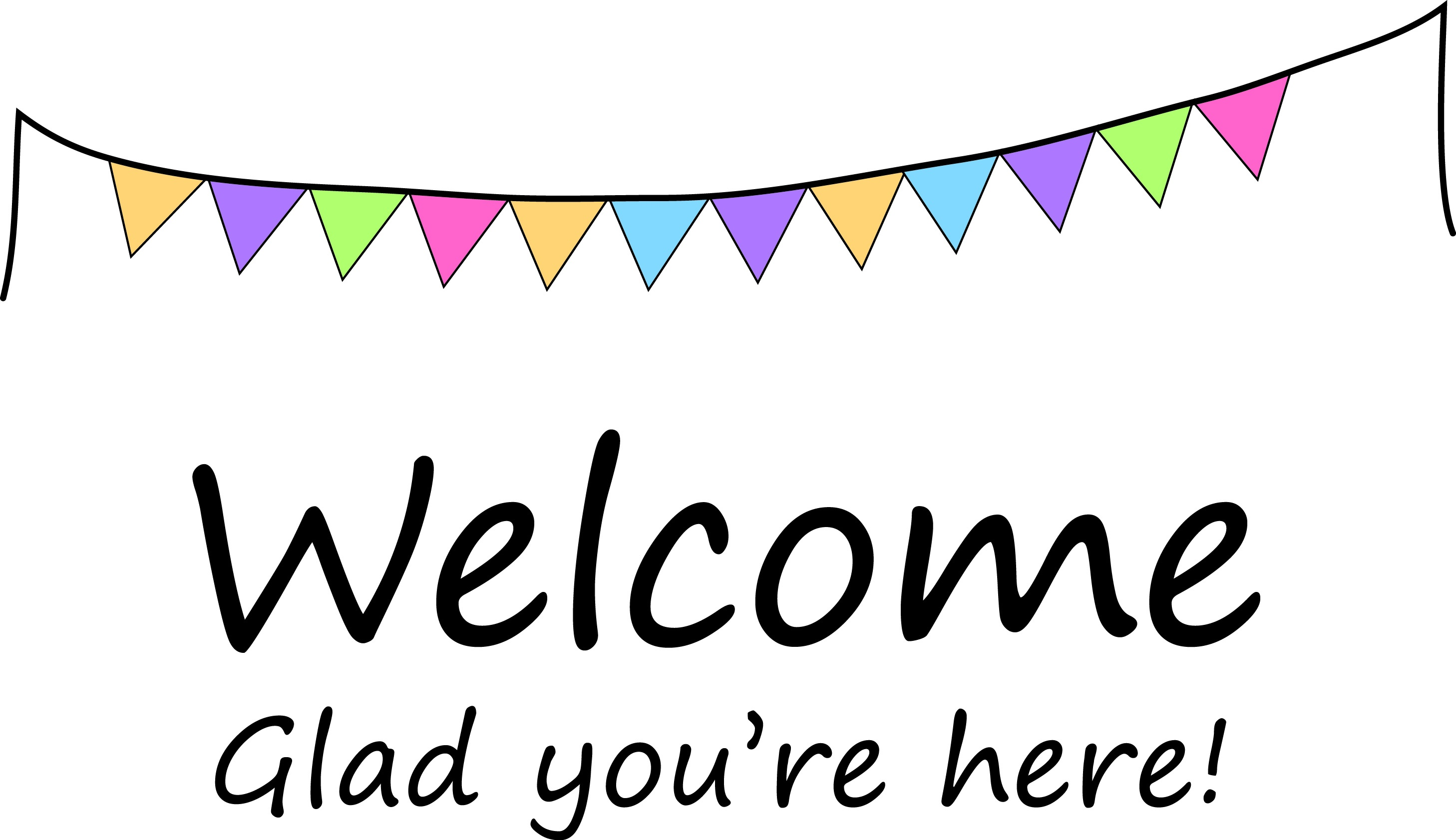 Free Printable Welcome Back Sign | Free Download Best Free Printable - Free Printable Welcome Banner Template