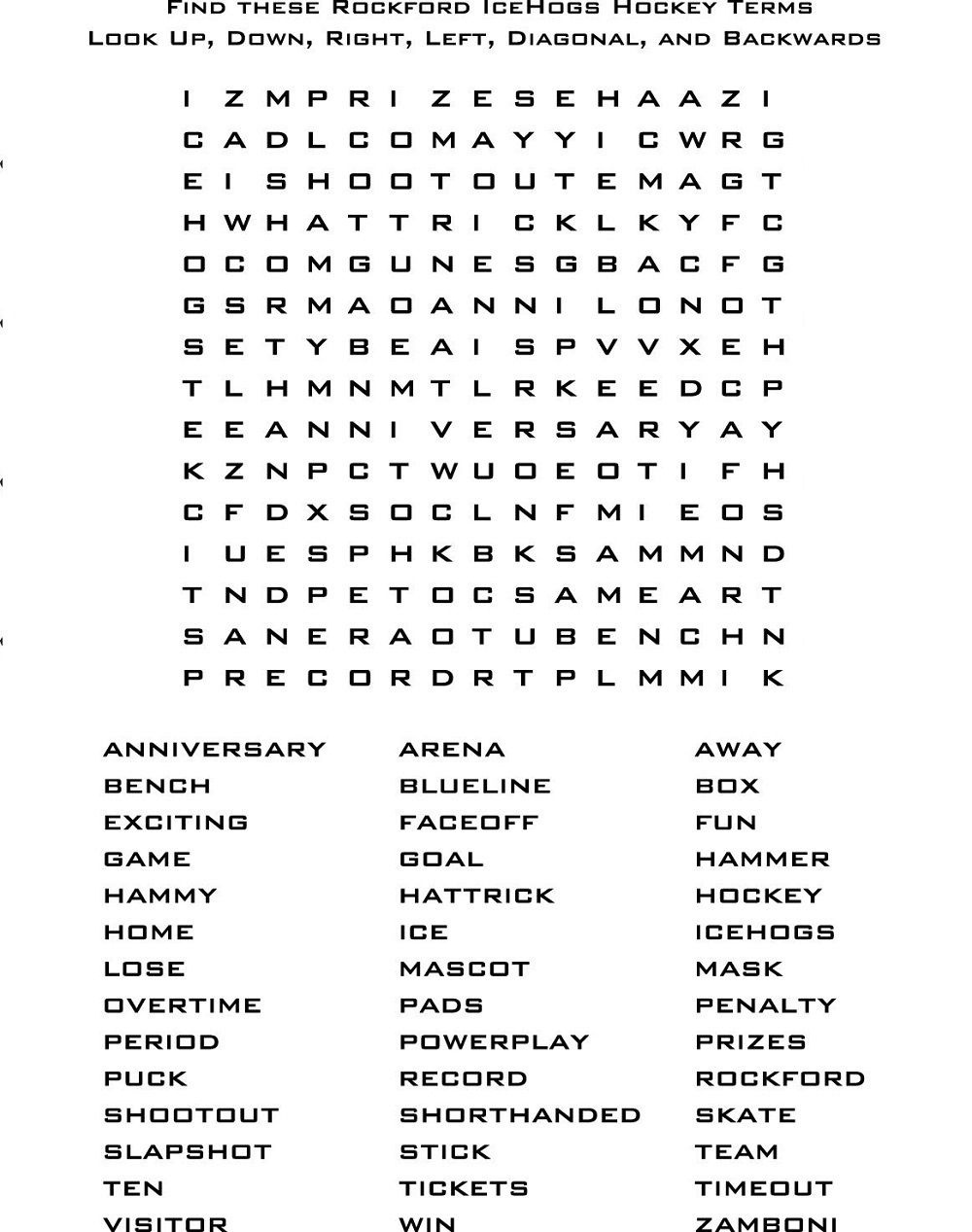 Free Printable Wordsearch For Elementary Students Activity - Free Printable Word Searches For Adults Large Print