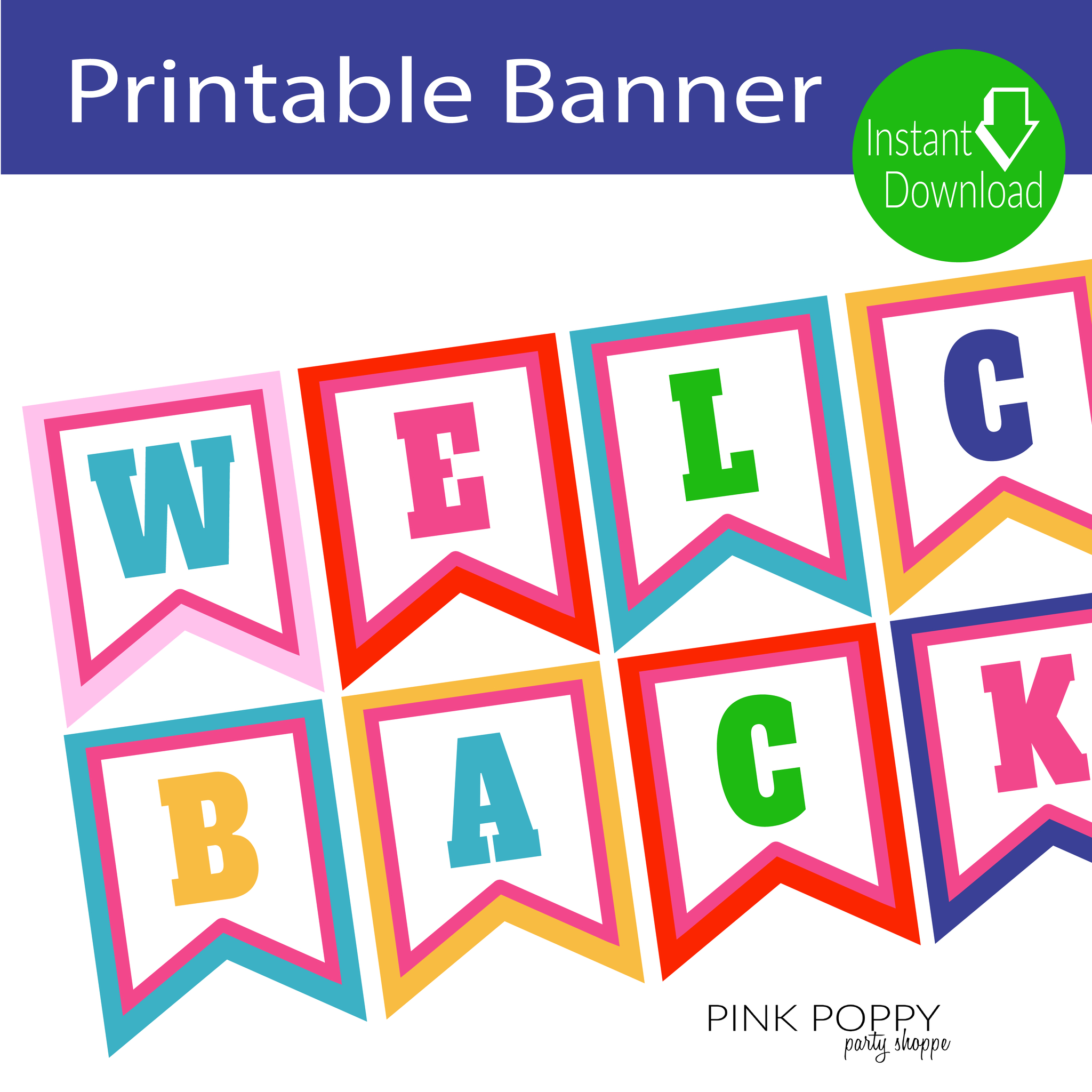 Free Printables} Welcome Back Banner | Children's Ministry | Welcome - Free Printable Welcome Banner Template
