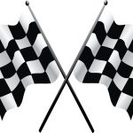 Free Racing Flag, Download Free Clip Art, Free Clip Art On Clipart   Free Printable Checkered Flag Banner