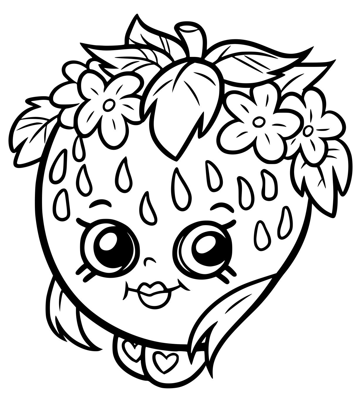 Free Shopkins Coloring Pages Extravagant Free Shopkins Coloring - Shopkins Coloring Pages Free Printable