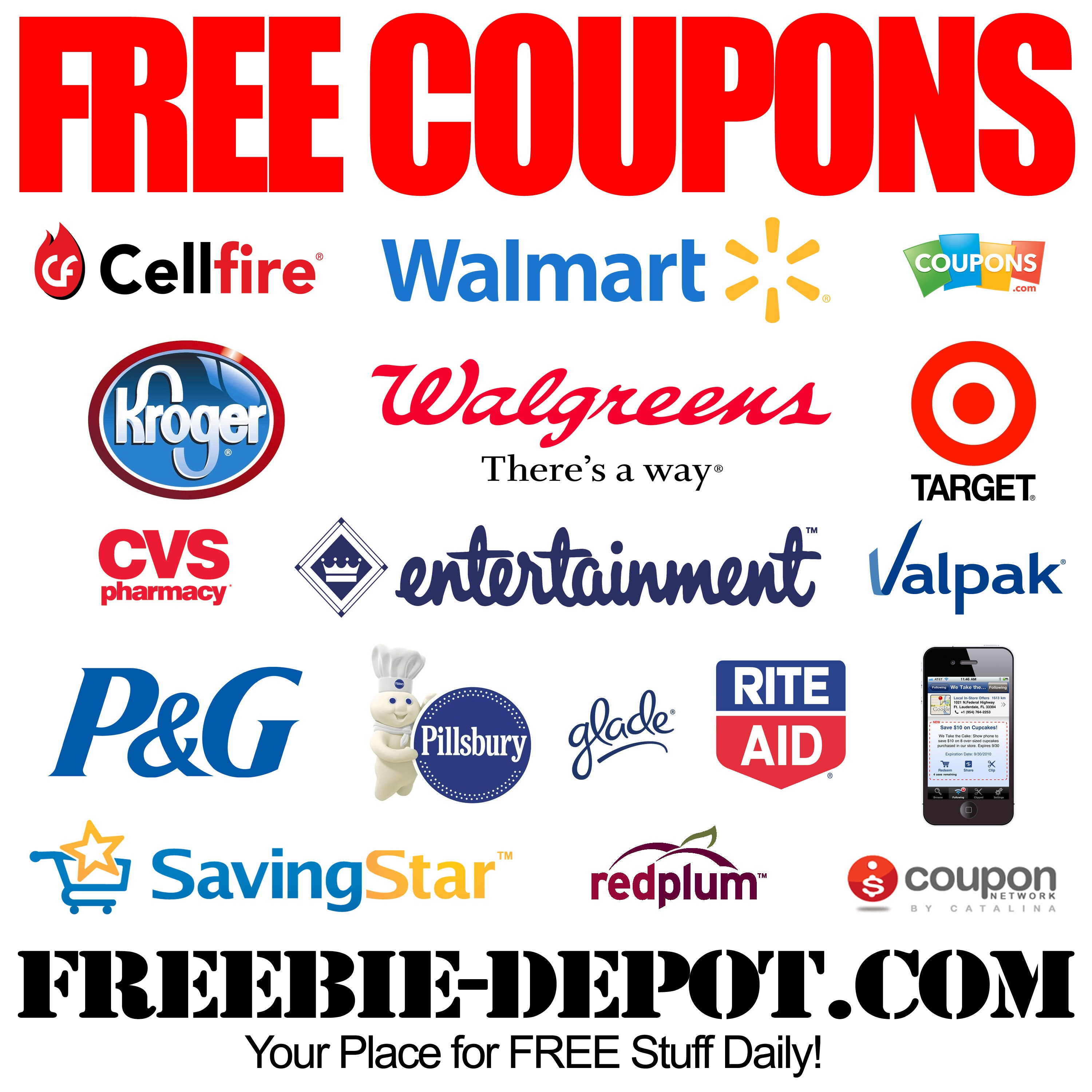 Free Stuff And Coupons : October 2018 Store Deals - Free Printable Las Vegas Coupons 2014