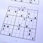 Free Sudoku Puzzles – Free Sudoku Puzzles From Easy To Evil Level - Free Printable Sudoku 4 Per Page