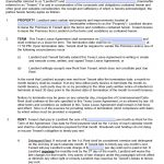 Free Texas Standard Residential Lease Agreement Template – Pdf – Word   Free Printable Lease Agreement Texas